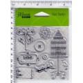 Акриловые штампы Jillibean soup, Handmade, jbc7716