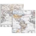 Двухсторонний текстурный картон, 30х30 см, №8