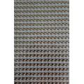 Набор страз, цвет желтый, размер упаковки 31,5 х 10,5 см