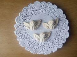 Ангелочки-полимерная глина